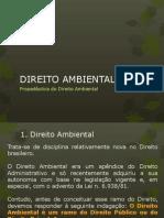 2 - Direito Ambiental - Conceito, Fontes e Relação Com Outros Ramos
