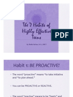 7 Habits Kick Off Day