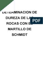3er Martilllo de Schmidt