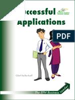 Successful Applications - epub