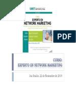 3 Sesión Curso Experto en Network Marketing