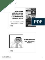 Entendiendo Las Normas NFPA Cómo Obtener Los Mayores Beneficios