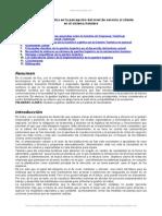 Gestion Logistica Percepcion Del Nivel Servicio Al Cliente Sistema Hotelero