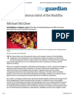 What the luminous mind of the Buddha shows us | Michael McGhee | Comment is free | The Guardian