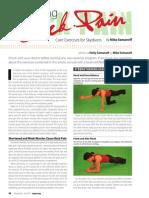 Preventing Back Pain June 09