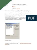 Uso Del Solver en Excel