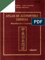 Atlas de Medicina Chinesa Meridianos e Colaterais - Auteroche