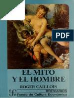 Caillois Roger - El Mito Y El Hombre