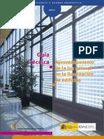 Aprovechamiento de Luz Natural en La Iluminación de Edificios. MAYO 2005