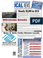 The Local News February 15, 2015