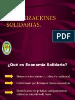 4.1 Organizaciones solidarias
