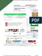 Wiki.open-Office.es Abrir Documentos de MS Office Excel