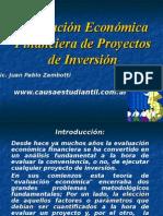 Adm. Financiera - Evaluacion de Proyectos de Inversion