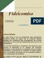 Adm. Financiera - Fideicomisos