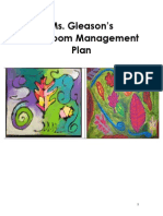 Classroom Management Plan Official