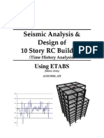 ETABS-Example-RC Building Seismic Load Time History -Libre (1)