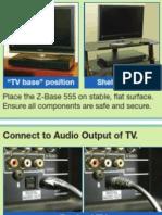 Sharp AQUOS LC-[40/46/52]LE700UN Operation Manual | Coaxial