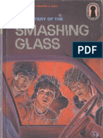 38 The three Investigators in the Mystery of the Smashing Glass