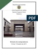 EXTRACTO JURISPRUDENCIAL PRIMER TRIMESTRE DE 2011 elementos competencia pag 75.pdf