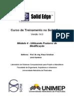 Treinamento Solid Edge V14