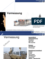 Steinbacher-Consult, Equipment Vermessung