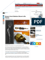 Bizarre 6-Inch Skeleton Shown to Be Human _ Science_AAAS _ News