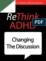 Rethink Adhd