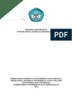 Buku Panduan NILEM PKBM Online - Ditbindikmas.320172253