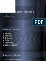 personal dictionary win 2015