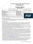 ECWANDC Town Hall Meeting Minutes - May 3, 2014