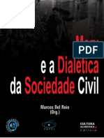 Marx e a Dialetica da Sociedade Civil eBook