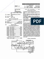 Cure Cancer Mag Fields Patent US5211622