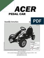 Kettler Racer Car