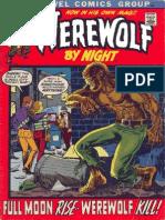 Werewolf by Night 1 Vol 1