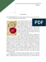 Revista de Teoría de La Literatura y Literatura Comparada -Reseña de La Erotica de La Autoayuda de David Viñas