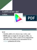 Codificación Del Color