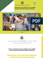 Guía de Actuación Del (a) Técnico-A de Salud Familiar en La UNAP