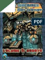 War Machines of the 21st Century Volume 1 Robots