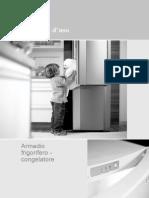 manuale frigorifero