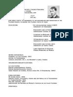 Jose Protacio Rizal Mercado y Alonzo Realonda Resume