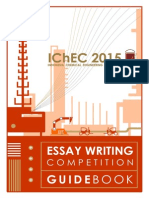 Essay Competition Guidebook