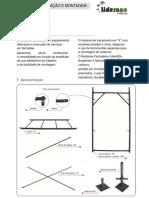 Manual Andaime Tubular Fachadeiro