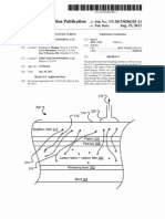 USPTO 20130206320A1 - Carbon on Carbon Manufacturing