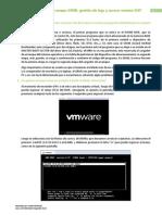 """""""Gestor de arranque GRUB, gestión de logs y acceso remoto SSH"""""""