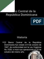 Exposicion Banco Central R.D