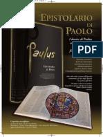 Epistolario San Paolo