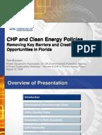 004 CHP & Clean Energy Policies, Bronson