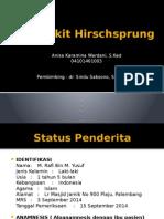Penyakit Hirschsprung Case Ppt