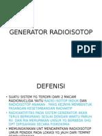 GENERATOR RADIOISOTOP.pptx