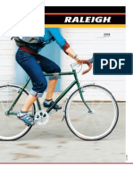 2008 Raleigh Bicycle Catalog